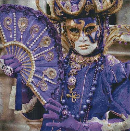 Схема «Венецианская маска»
